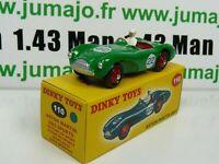 voiture 1/43 réédition DINKY TOYS DeAgostini : ASTON MARTIN DB3S