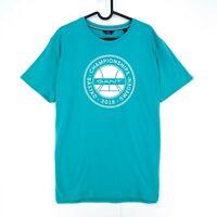 GANT X Bastad Vert Ras Cou T Shirt TAILLE