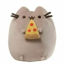 Gund Pusheen Pizza Snackable Stuffed Toy Plush - 4058937