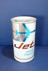 JET Malt Liquor Zip Tab Vintage Beer Can