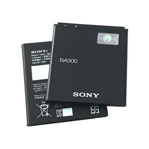 ORIGINAL Sony Akku BA900 für Xperia E1 D2005, J ST26i, L S36h, M Dual, TX LT29i