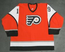 New Listing2002-03 Eric Chouinard Philadelphia Flyers Game Used Worn Nhl Hockey Jersey!