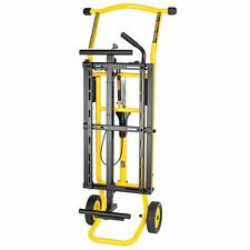DEWALT DWX726 Portable Rolling Miter Saw Stand W/ In/Out Feeds