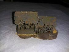N Scale Saw Mill Lumber Made in Germany? Swirl Plastic