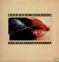 BARBARA DICKSON ~ SWEET OASIS ~ 1978 UK 10-TRACK LP RECORD ~ CBS 83198