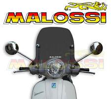 Bulle Screen Fumé MALOSSI scooter VESPA 3V LX 50 125 150 4516054 NEUF