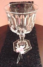 Decoration Flowers Roses Glass Table Solid & Handmade Gift Original