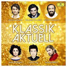 Netrebko/Kaufmann/Garrett/Pavarotti/Lang/+ - Klassik correntemente 2 CD NUOVO