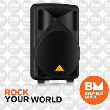 Behringer EUROLIVE B210D Active PA Speaker 2-Way 200W 10'' Inch