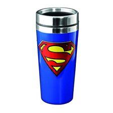 """Vaso/copa de viaje Superman """"logotipo"""""""