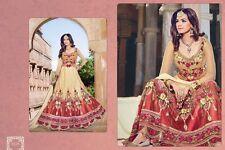 Anarkali Salwar Kameez Indian Bollywood Pakistani Designer Party Wedding Dress