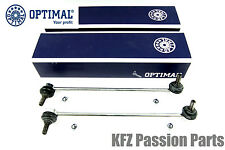 2x OPTIMAL STABILISATOR KOPPELSTANGE VORNE RECHTS LINKS AUDI SKODA SEAT VW GOLF