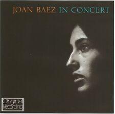 Joan Baez in Concert, Pt. 1 * by Joan Baez (CD, Feb-2013, Hallmark)