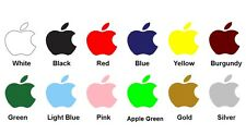3 x Apple Logo Sticker Decal for iPhone, ipod , Replacement Decal A03