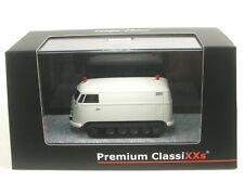 VW T1 pistenbulli (Blanco) 1966