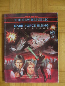 STAR WARS – The New Republic – Dark Force Rising Sourcebook - Roleplaying