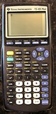 Texas Instruments TI-83 Plus Graphing Calculator Excellent Condition