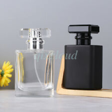 Wholesale 30ml Empty Glass Fine-Mist Sprayer Perfume Bottles Cosmetic Containers