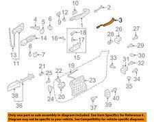AUDI OEM 09-17 Q5 Front Door-Sensor 4G8927753B