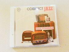 ELLA FITZGERALD - COMPACT JAZZ CD VERVE WEST GERMANY - CD Album Musik