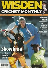 Wisden Cricket Monthly Magazine - June 2001