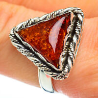 Baltic Amber 925 Sterling Silver Ring Size 10 Ana Co Jewelry R45924