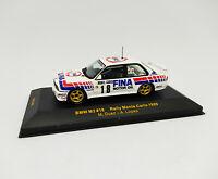 IXO 1:43 - RAC049 BMW M3 #18 Rally Monte Carlo 1989 FINA Motor Oil Duez Lopes