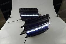 2X LED Daytime Running Light DRL Daylight Fog Lamps For BMW X6 E71 2009-2012