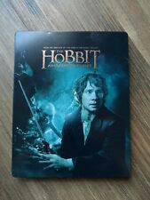 The hobbit an unexpected journey blu ray Steel Book. Free Post