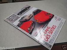 MAGAZINE REVUE RETRO VISEUR RETROVISEUR N° 269 2011 FERRARI166.FORD MUSTANG .TR*
