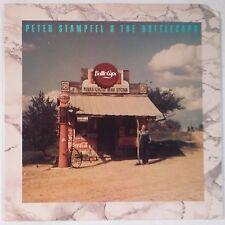 PETER STAMPEEL & BOTTLECAPS: Rounder USA Vinyl LP Scarce ROCK NM-