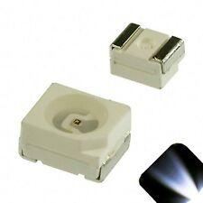20 x LED PLCC2 1210 3528 Cool Clear White SMD LEDs Super Ultra Bright PLCC-2