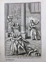 Rare Gravure Révolution Française 1791 Desmoulins Révolutions de France Brabant