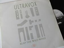 """Ultravox-Reap The Wild Wind-CHS12-2639-Vinyl-12""""-Single-Record-1980s"""