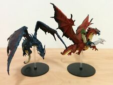 Dungeons & Dragons Premium Figure Set Tiamat & Bahamut new in box