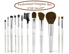 ELF Professional Complete Set of 12 Brushes - E.L.F. Face and Eye Makeup Brushes