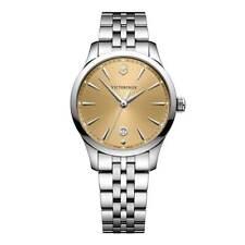 Victorinox Swiss Army 241829 Alianza pequeño Fecha Reloj De Mujer