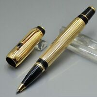 Hot MB Boheme Gold Color Rollerball and Fountain Pen Limited Edition