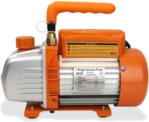 3CFM Einstufige Vakuumpumpe zur Klimatisierung Entgasung von Gießharzen