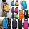 30/40/45L Unisex Backpack Mountaineer Bag Outdoor Travel Bag Rucksack Waterproof