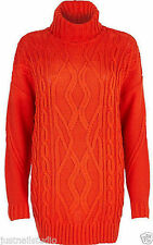 River Island Women's Acrylic Hip Length Jumpers & Cardigans