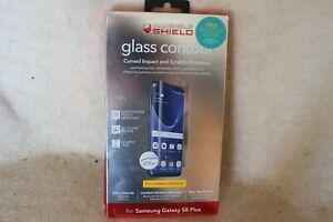 ZAGG Invisible Shield Tempered Glass OR Plastic Screen Protector Galaxy S8 Plus