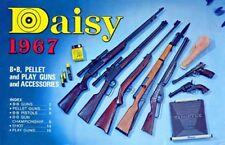 Daisy 1967 BB, Pellet, Play Guns & Access Catalog