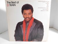 The Best Of D Train PRL14116 Vinyl Lp Prelude Records Funk 1986