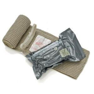 L@@K FIRST CARE 6'' ISRAELI Emergency Bandage Hemorrhage Control Fenton Pharma!!