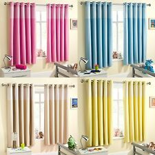 Polyester Children's Ready Made Curtains