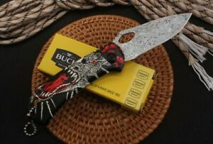 BUCK Folding Knife Pocket Knives Camping Hunting Fishing Survival Tactical Mini