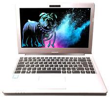 "Schenker Slim N130BU 13"" Notebook Full-HD i5-7200U 8GB RAM 120GB EVO SSD Win10"