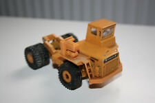 Vintage METAL DUMP TRUCK TOY MADE IN JAPAN KOMATSU DIAPET NO.08-0382
