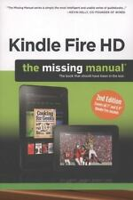 Kindle Fire HD: The Missing Manual: By Meyers, Peter
